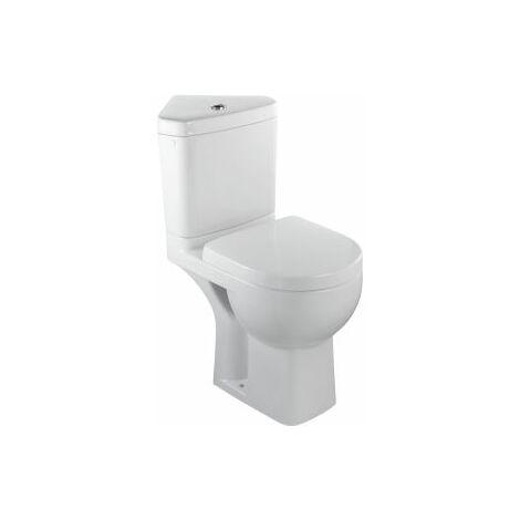 Jacob Delafon WC à poser PMR Odeon up + abattant