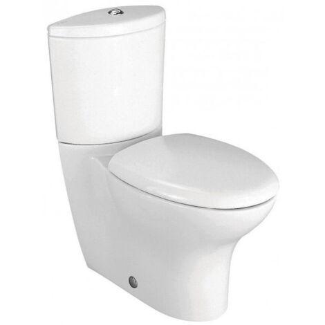 Jacob Delafon WC à poser Presqu île + abattant