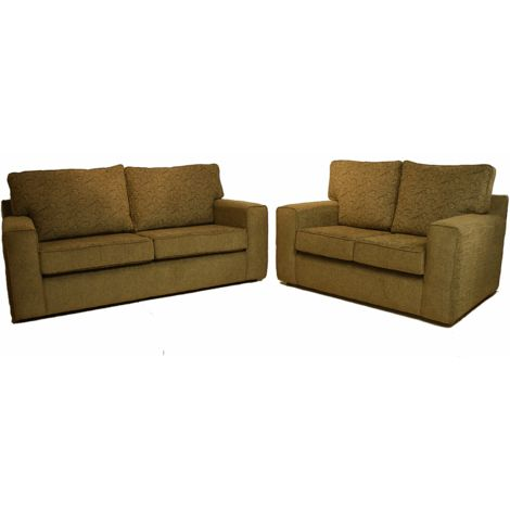 Jade Fabric Sofa Collection 3+2 Suite Offer