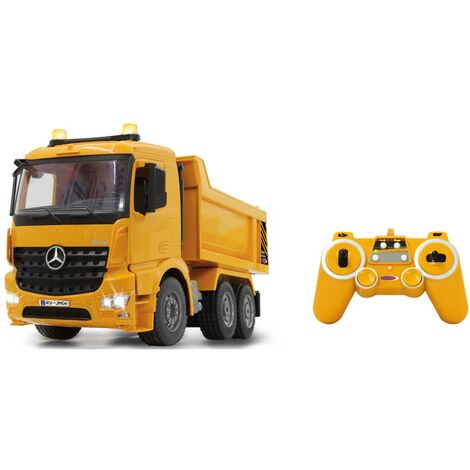 Jamara RC Dump Truck Mercedes-Benz Arocs 1:20