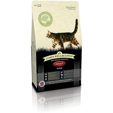 James Wellbeloved Adult Complete Cat Food