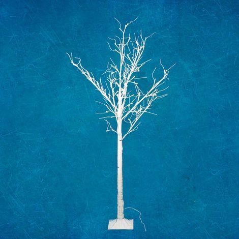 jandei Arbol Led RAY decorativo altura 180cm luz blanco cálido 120 Leds 24V