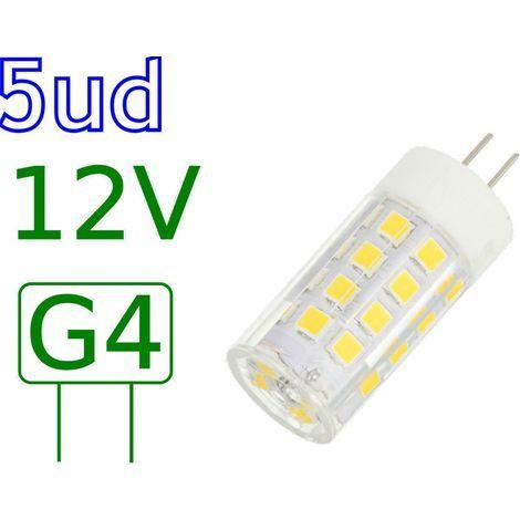 jandei Blister 5 Bombillas LED G4 5W blanco natural 4000K