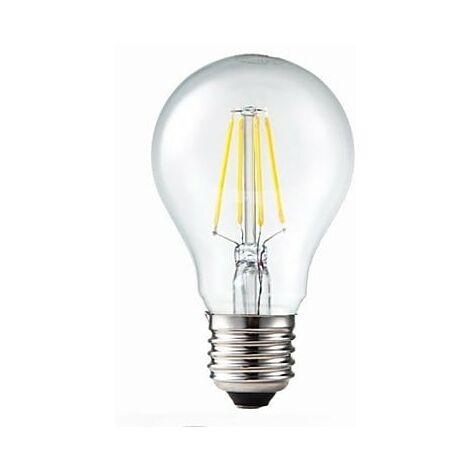 jandei Bombilla led A60 reguilable filamento E27 6W blanco 2700K