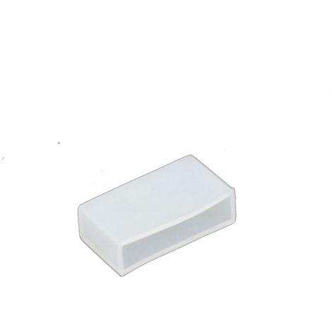 jandei Capuchon final tira de led 220V 18 * 4 mm