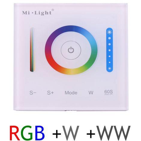 jandei Control tira led RGBW WW 5 canales 15A 12V 24V