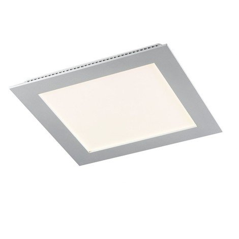 jandei Downlight led 18W 4200K cuadrado empotrar blanco