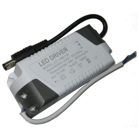 jandei DRIVER LED panel led 30W max para 7054, 7054N