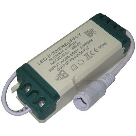 jandei DRIVER LED panel led 36W max para 7052, 7052N