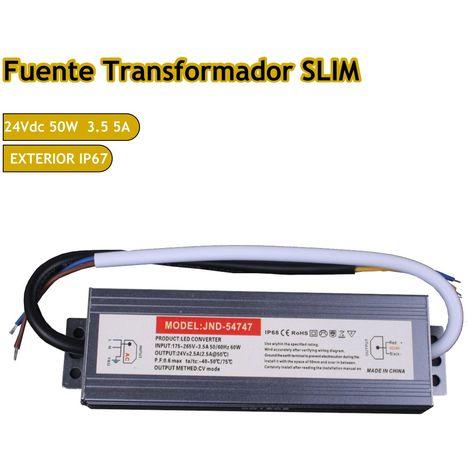 jandei Fuente trasformador SLIM 24V 2.5A 60W