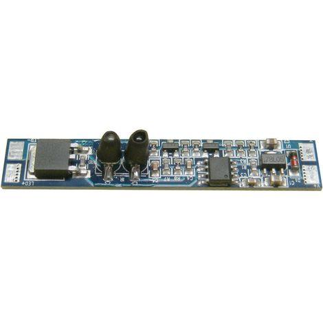 jandei Interruptor para tira led 12/24V DC 96W (Por infrarrojos)