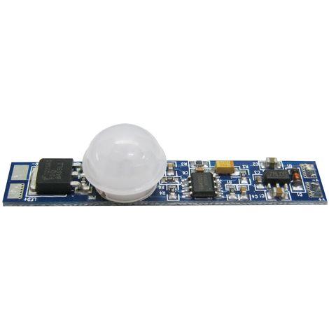 jandei Interruptor para tira led 12/24V DC 96W (Por movimiento)
