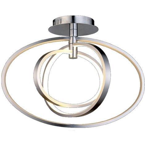 jandei Lámpara Techo LED Regulable AREA Tri-tono 60W Redonda