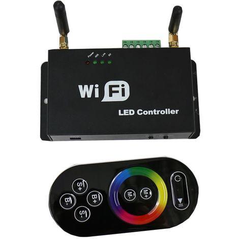 jandei Mando distancia control RGB táctil inalámbrico smartphone 12V/24V