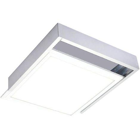jandei Marco panel led 60 * 60 superficie blanco