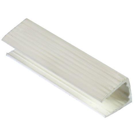 jandei Neon LED clip fijacion plastico 1 y 2 caras 5cm