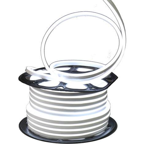 jandei Neon LED flexible simple 120LED/m 7W/m 6000K exterior 50m