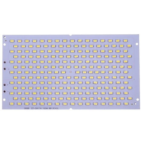 jandei Placa LED 100W 208 led SMD5730 6000K recambio proyector