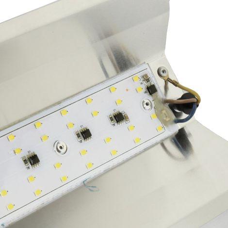 jandei Regleta led colgante 50W exterior luz blanca 6000K