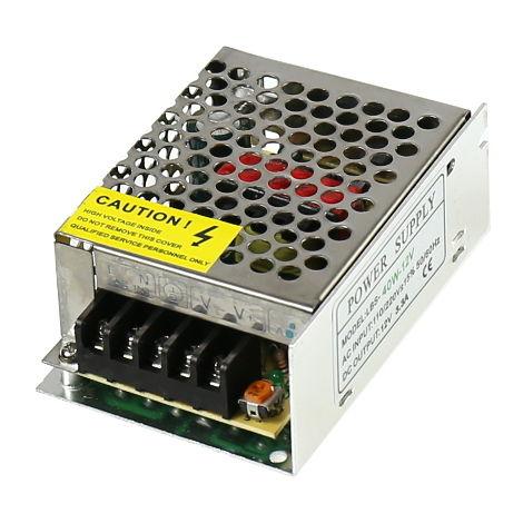 jandei Transformador 12VDC 3,3A 40W de interior IP20