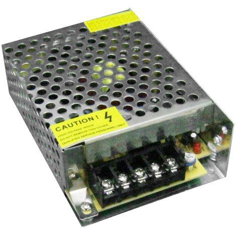 jandei Transformador 12VDC 5A-60W de interior IP20