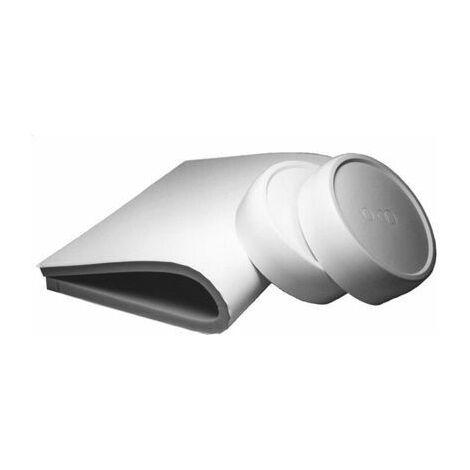 Jaquette mousse souple 50 mm blanche pour réservoir STD SOLAIRE et TAMPON de 150 litres