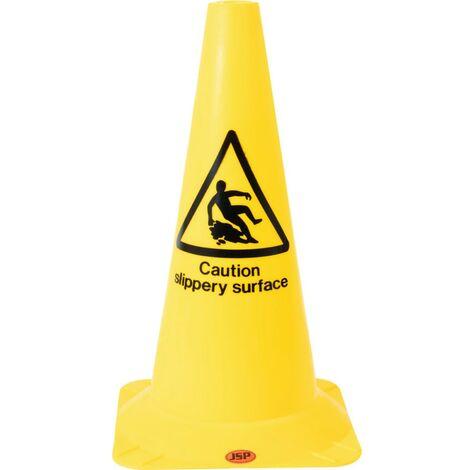 JSP JAR044-000-218 50CM Cone Caution Slippery Surface
