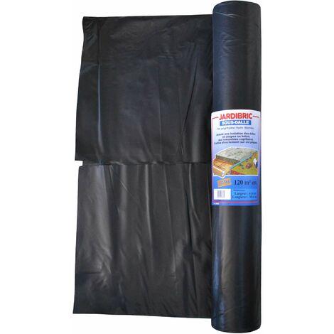 Jardibric - Film d'étanchéité sous-dalle blanc - 4 x 30 m Polyéthylène- épaisseur 150 microns