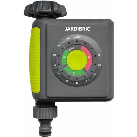 Jardibric - Programmateur d'arrosage Nez de Robinet 1 Voie