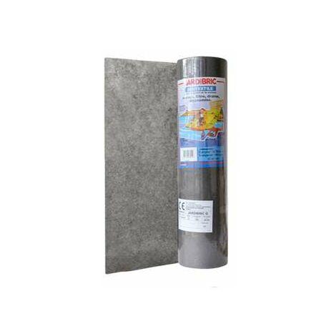 Jardibric - Rouleau géotextile 0,70 x 60 mètres -100 gr/m²en maille Polypropylène