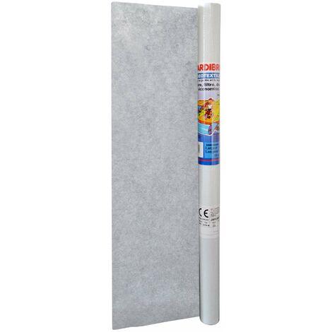 Jardibric - Rouleau géotextile 1 X 10m - en Maille Polyester