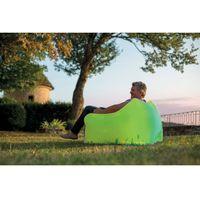 JARDILINE - Fauteuil gonflable Windbag - vert citron