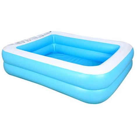 Jardin Ninos piscina inflable, inflable bebes verano se refresca Banera, 1,81 * 1,41 * 0,46 m