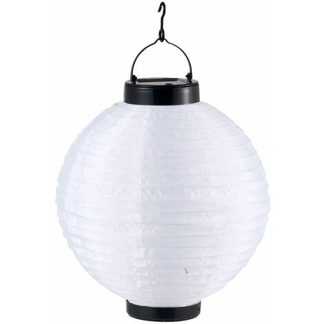 Jardín solar LED lámpara colgante lámpara lampion lámpara exterior Globo 33970