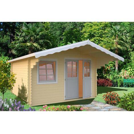 Jardín y Exterior > Casetas de jardín y garajes > Casetas de madera