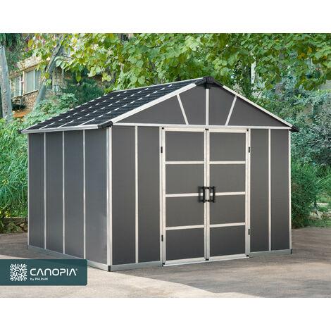Jardín y Exterior > Casetas de jardín y garajes > Casetas metálicas