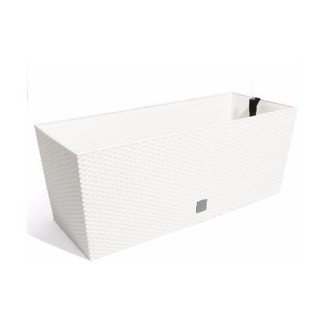 Jardinera Rato J 500 con Autorriego Blanco 51.4x19.2x18.60 cms