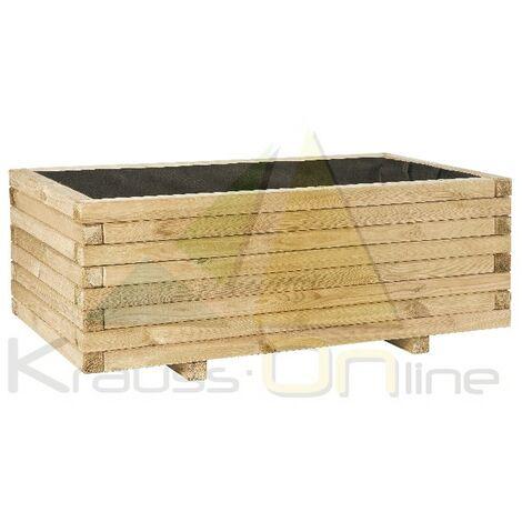 Jardinera Rectangular 50 X 100 Cm.