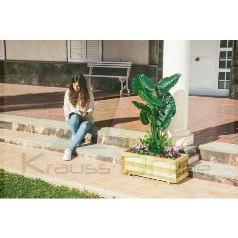 Jardinera Rectangular 70x30 Cm