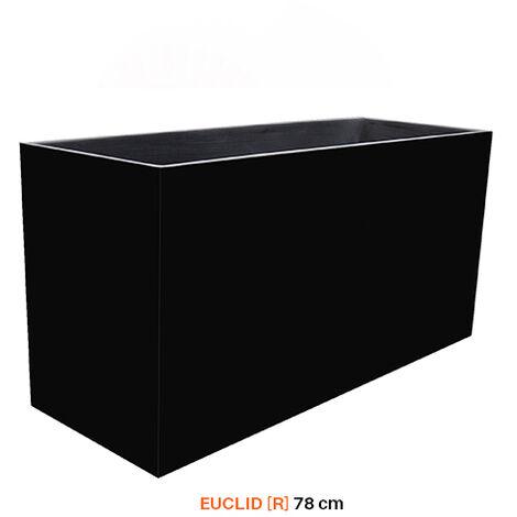 JARDINERA TUOZI EUCLID [R] 78 Liso Negro