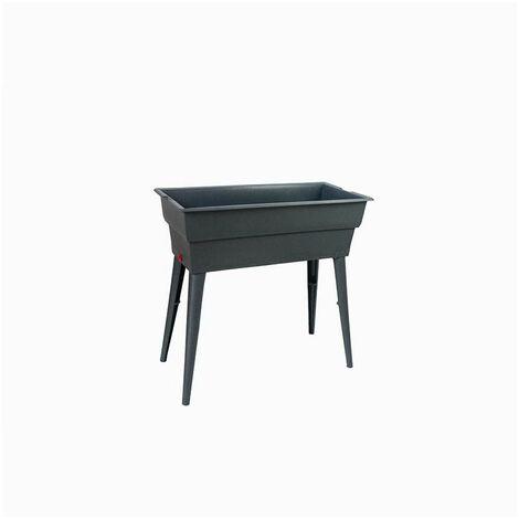 Jardiniere Calipso MAXI BASIC 40L Gris