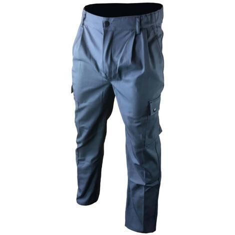 JARNIOUX PLUS Pantalon de travail polycoton multipoches couleurs MDH