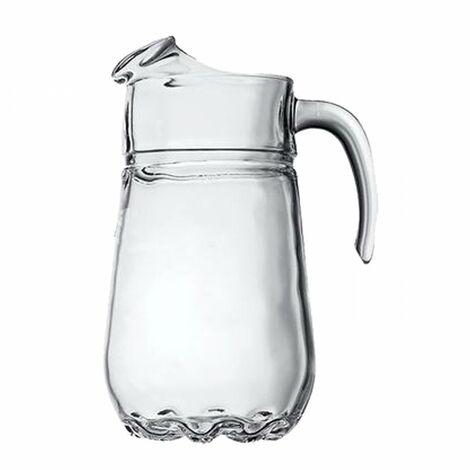 Jarra Sylvana Transparente 1.25 L de Cristal