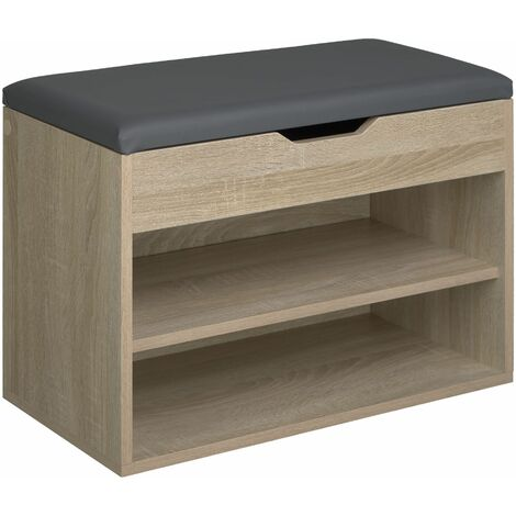 Jasmina Shoe Storage Bench