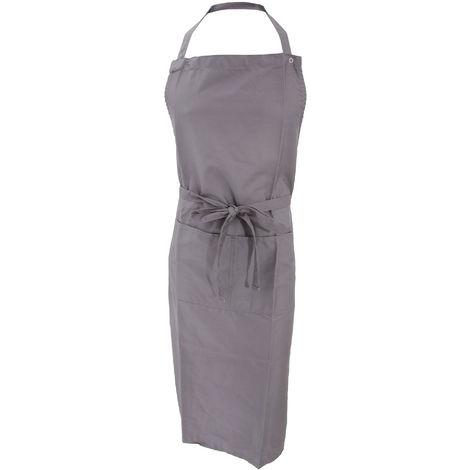 Jassz Bistro Unisex Bib Apron With Pocket / Barwear (Pack of 2)