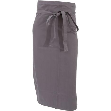 Jassz Bistro Unisex Medium Length Bistro Apron / Barwear (Pack of 2)
