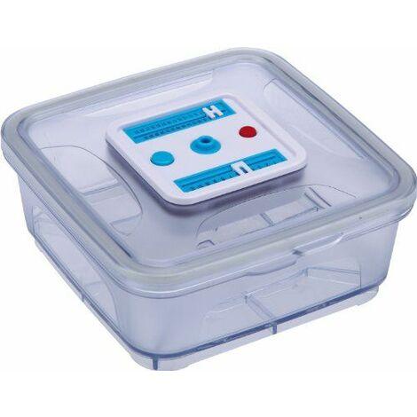 "main image of ""JATA BW1L Square Box 1L Transparent 1pc(s) food storage container"""