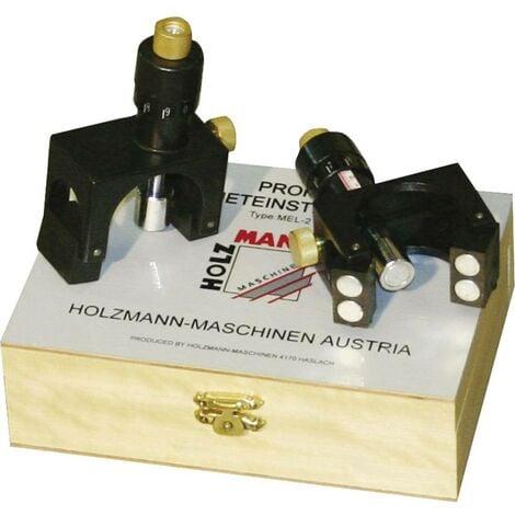 Jauge de réglage magnétique pour lame de rabot Holzmann Maschinen MEL2