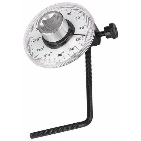 Jauge de serrage 1/2 à angles de 0 à 360° Spéciale clé dynamométrique - 350910 - Beast