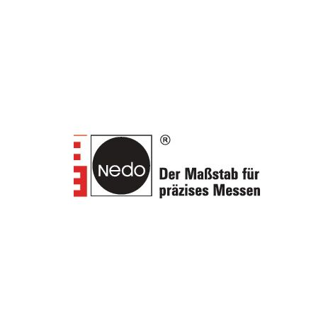 Jauge télescopique Messfix 0,86-4m NEDO 1 PCS